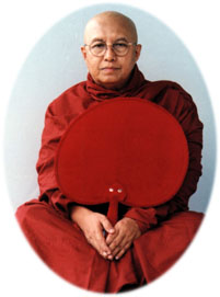 Venerable Chanmyay Sayadaw