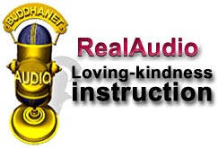 RealAudio Meditation instruction