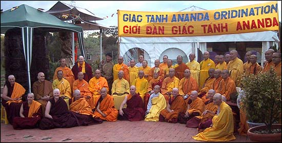 Bhikhuni Ordination Group