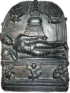 Depiction of the Parinirvana